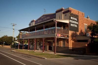 Royal Federal Hotel - image 1