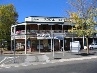Royal Hotel Daylesford