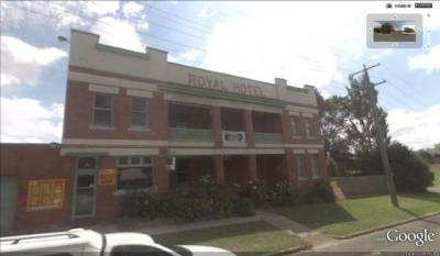 Royal Hotel Loch