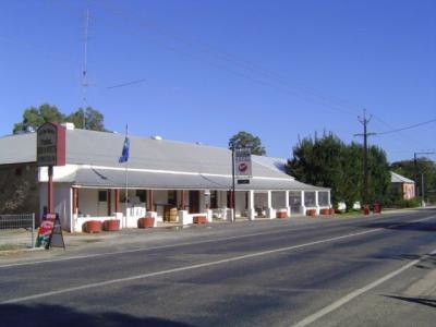Sevenhill Hotel