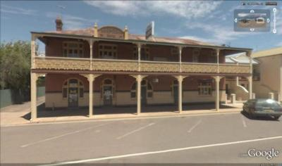 Shamrock Hotel Motel