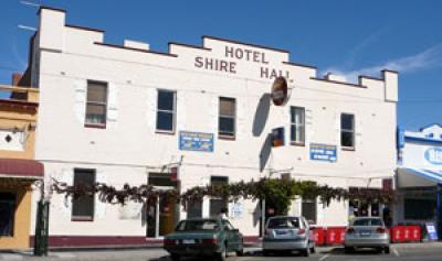 Shire Hall Hotel