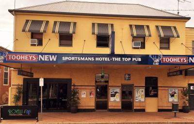 Sportsmans Hotel - image 2