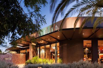 The Boulevard Hotel