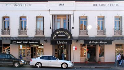 The Grand Bar & Brasserie Bowral