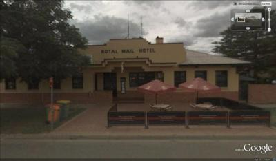 The Royal Mail Hotel