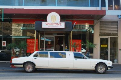 The Winston Bar