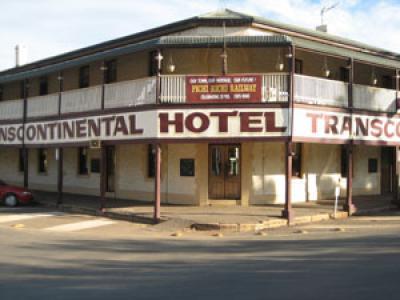 Transcontinental Hotel