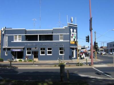 The Union Club Hotel
