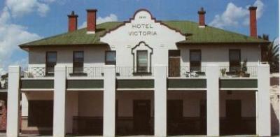 Victoria Hotel Avoca