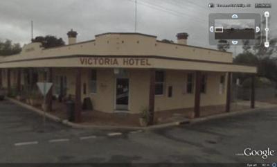 Victoria Hotel Beulah