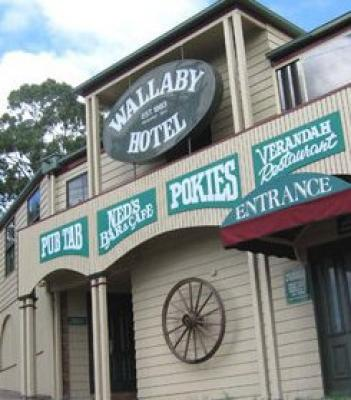 Wallaby Hotel - image 1