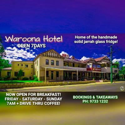 Waroona Hotel - image 2