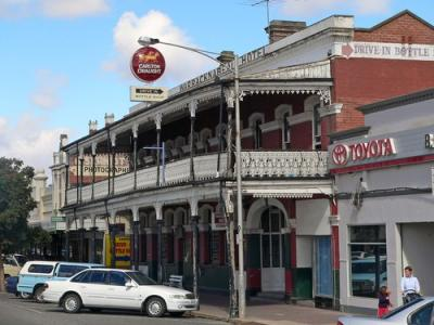 Warracknabeal Hotel
