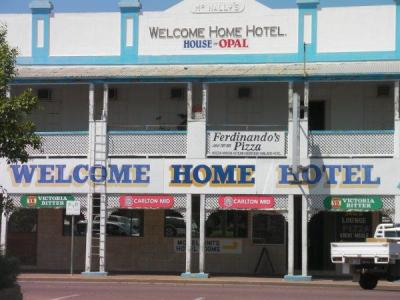 Harry & Rosie's Welcome Home Hotel
