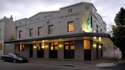 Welcome Hotel - image 1