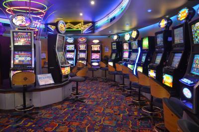 Westbrook Tavern Gaming Room