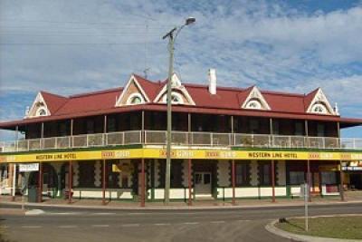 Western Line Hotel