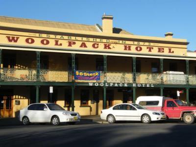 Woolpack Hotel