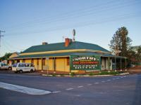 The Back of Bourke Hotel