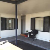 Front of Motel Rooms