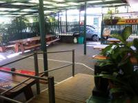 Commercial Hotel Beer Garden