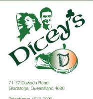 Dicey Reilly's