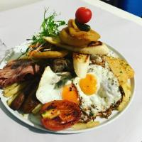 Mixed grill challenge