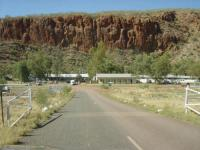 Glen Helen Resort Outback Hotel