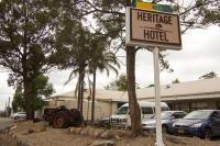 The Heritage Hotel-Motel