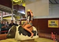 Isa Hotel during Rodeo week 2012