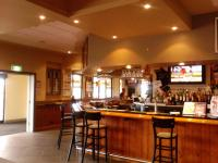 Our beautiful bar setup come and see for yourself!!...