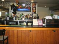Main bar always has ice cold beer and take away alcohol for you!