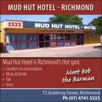 Mud Hut Hotel Motel