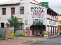 Royal Hotel Mossman