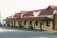 """Spalding Hotel 'The Barbed Wire Pub"""""""