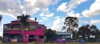 The Pink Pub on The Hill