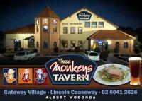 Three monkeys Tavern