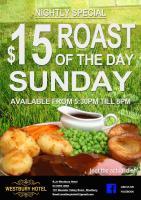 Sunday Roast Special