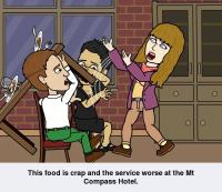 Worst food and service ever - review image 1
